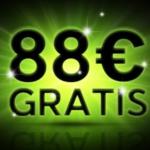 88€ gratis casino888