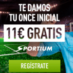 11€ gratis con sportium