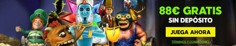 bono casino 888, 88€ gratis