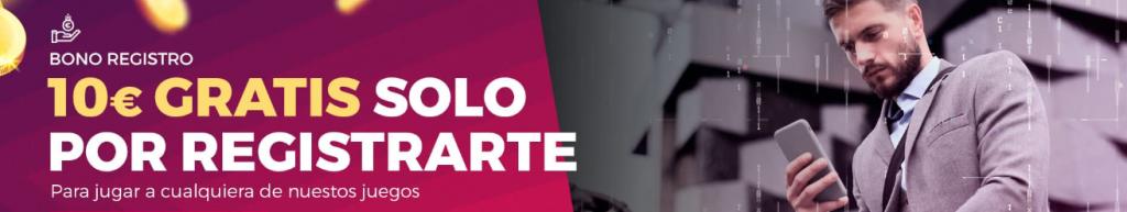 10€ gratis por registrarte en Caisno Gran Madrid