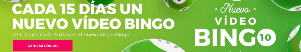 nuevo vídeo bingo en casino gran madrid