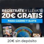 20€ gratis en Pastón