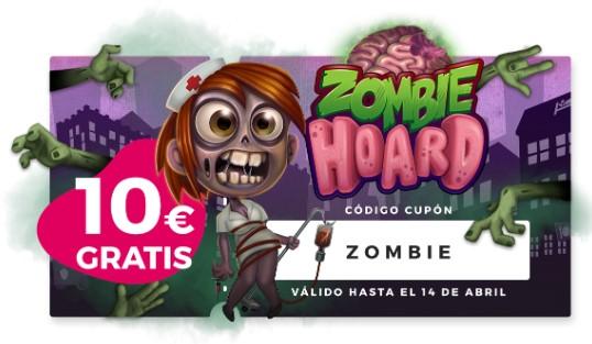 10€ gratis para Zombie Hoard en Casino Gran Madrid