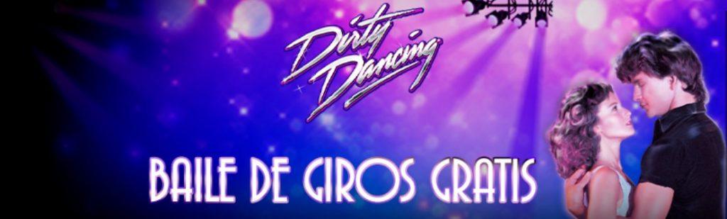 giros gratis para Dirty Dancing en Sportium casino